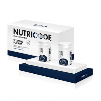 Nutricode Vitamins For Him (Para Él)