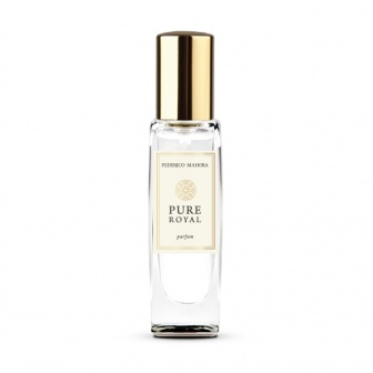 FM 809 Perfume Feminino PURE ROYAL 15 ml